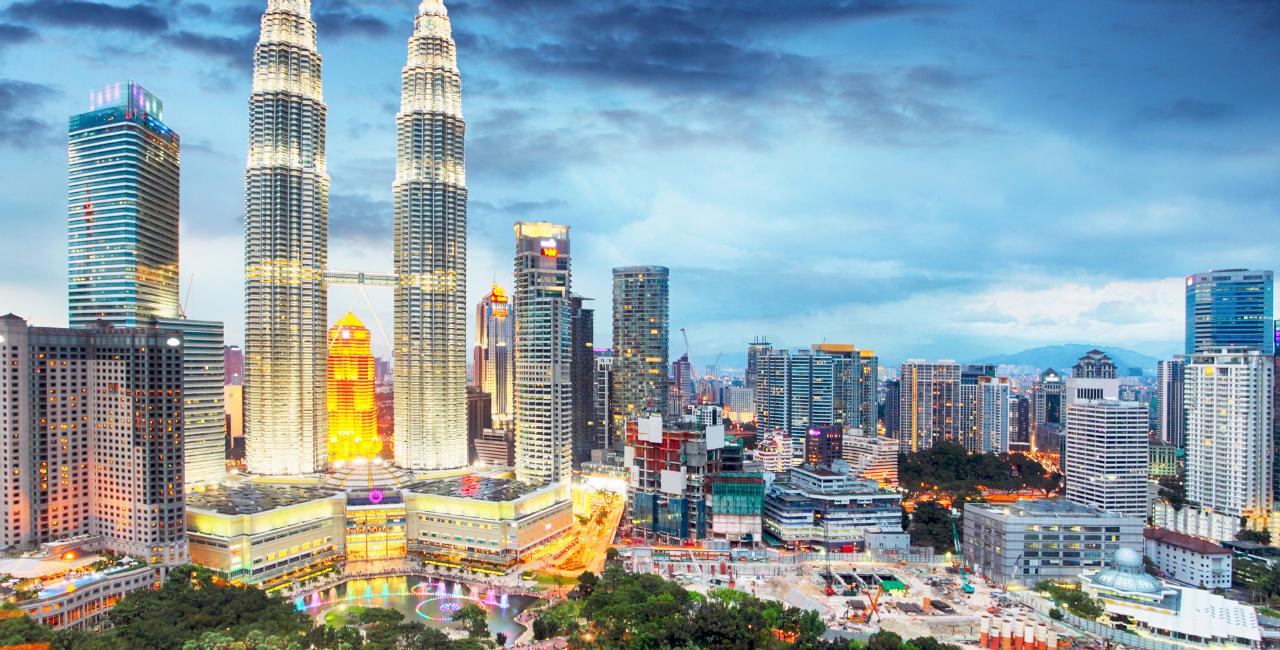マレーシアの株式市場への投資はおすすめできる?株価指数や魅力的な個別銘柄を紹介する。
